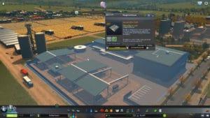 Hra Cities: Skylines - Industries
