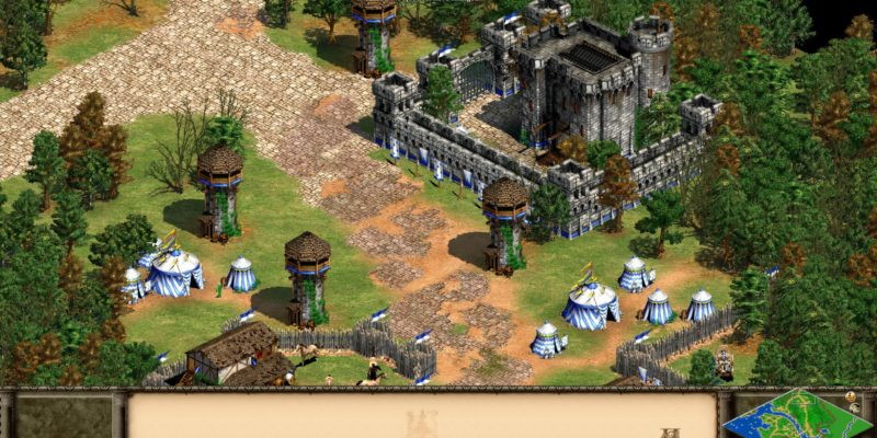 Hra Age of Empires II (2013)
