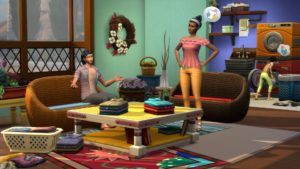 Hra na PC The Sims 4: Pereme