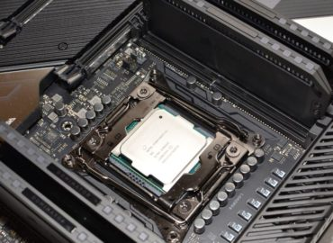 Hardware Intel Comet Lake