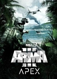 Hra na PC Arma 3 Apex