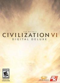 Hra na PC Civilization VI Deluxe Edition