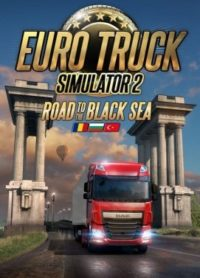 Hra na PC Euro Truck Simulator 2 - Road to the Black Sea