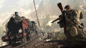 Digitální licence hry Sniper Elite 4 Deluxe Edition (STEAM)