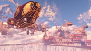 Hra na PC BioShock Infinite