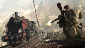Hra na PC Sniper Elite 4