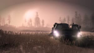 Hra na PC Spintires
