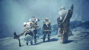 Hra na PC Monster Hunter World: Iceborne