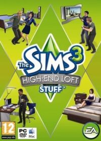 Hra na PC The Sims 3: Luxusní bydlení