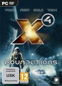 Hra na PC X4: Foundations