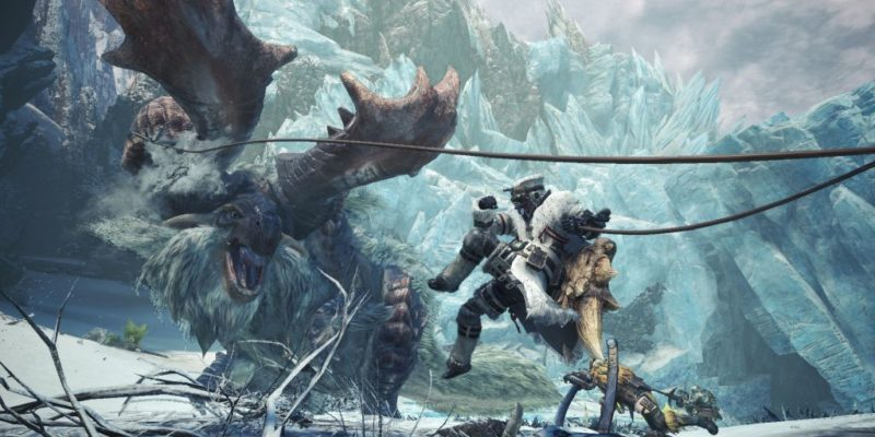 Hra na PC Monster Hunter World: Iceborne