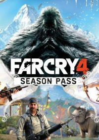Elektronická licence PC hry Far Cry 4 - Season Pass (DLC) Uplay