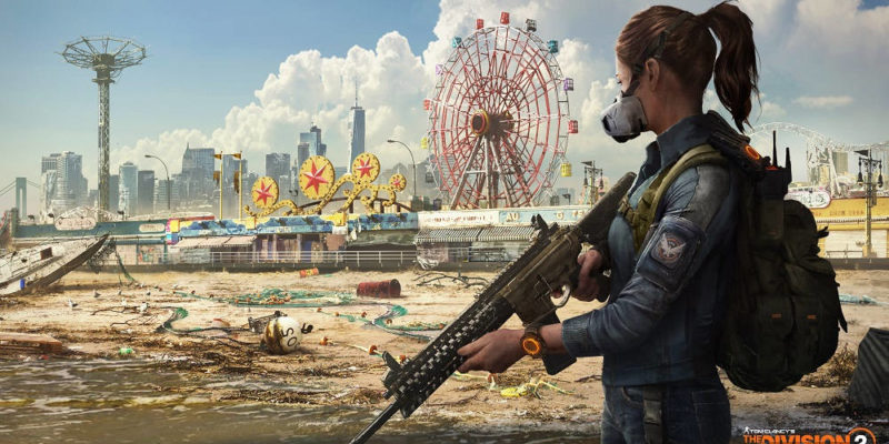 Hra na PC The Division 2