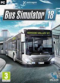 Hra na PC Bus Simulator 18