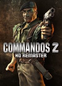 Hra na PC Commandos 2 - HD Remaster