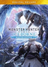 Hra na PC Monster Hunter Iceborne Master Edition Deluxe