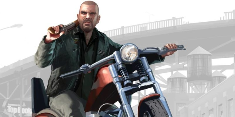 Hra na PC GTA 4