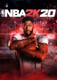 Hra na PC NBA 2K20