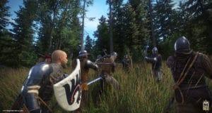 Hra na PC Kingdom Come: Deliverance