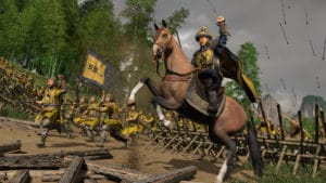 Hra Total War: THREE KINGDOMS - Mandate of Heaven