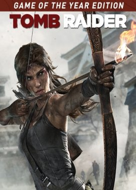 Hra na PC Tomb Raider Game of The Year Edition