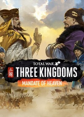 Hra na PC Total War: Three Kingdoms- Mandate of Heaven