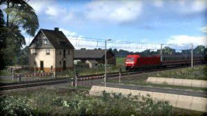 Hra na PC Train Simulator 2017