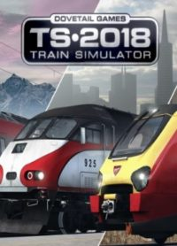 PC hra Train SImulator 2018