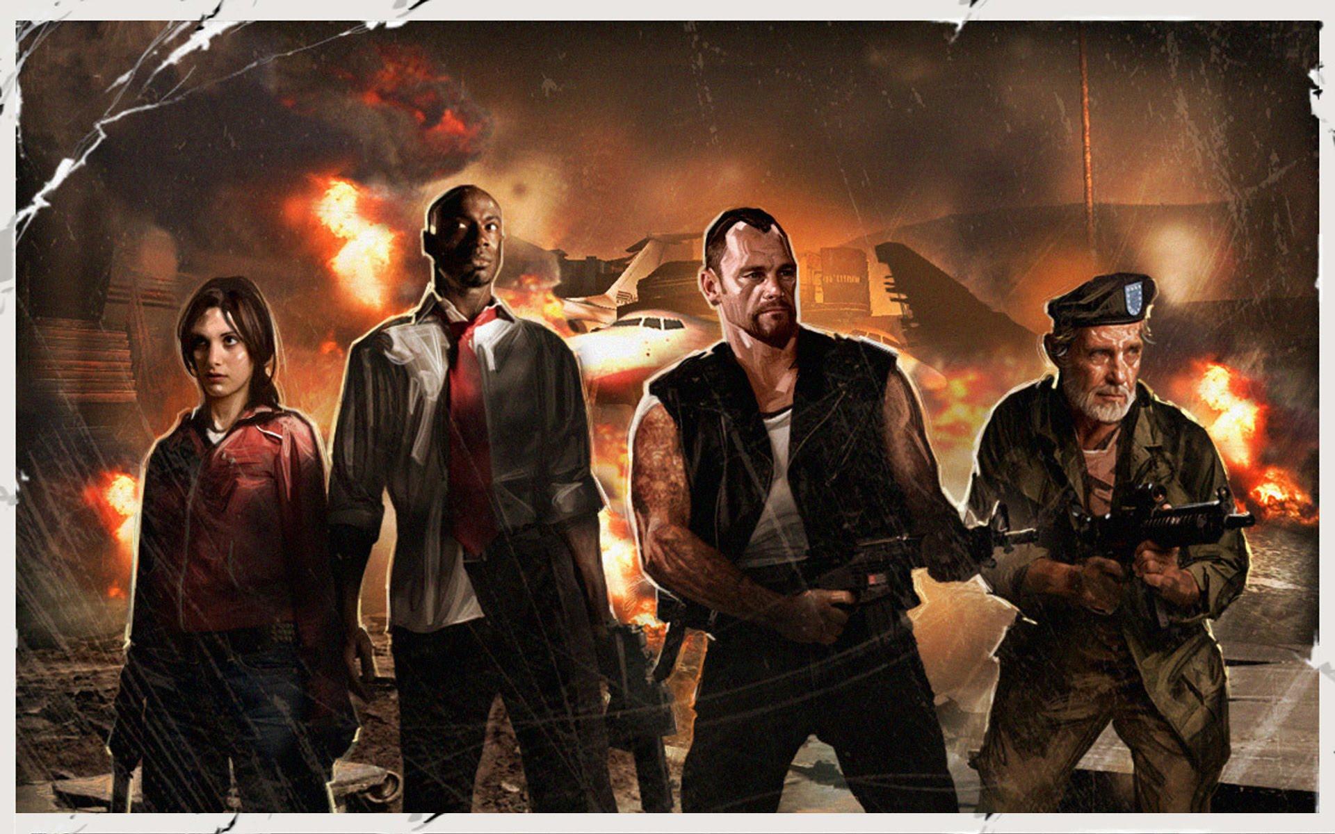 Valve neplánuje pokračování Left 4 Dead