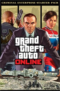 Hra na PC Grand Theft Auto Online: Criminal Enterprise