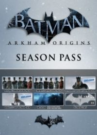 Batman: Arkham Origins season pass