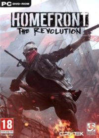 Hra na PC Homefront: The Revolution