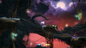 Hra Ori and the Blind Forest: Definitive Edition