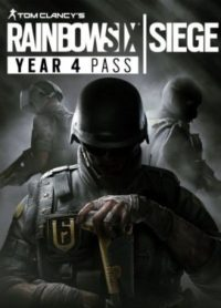 Hra na PC Rainbow Six Siege Year 4 Pass