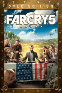 Elektronická licence PC hry Far Cry 5 (Gold Edition) uPlay