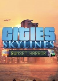 Hra na PC Cities: Skylines - Sunset Harbor