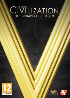 Hra na PC Civilization V