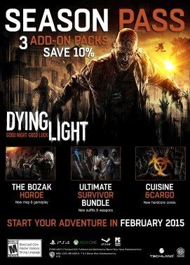 Hra na PC Dying Light: Season Pass