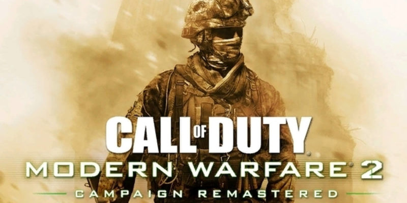 Hra na mobil Call of Duty Modern Warfare 2 Campaign Remastered