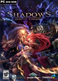 Hra na PC Shadows: Heretic Kingdoms