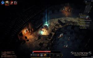 Hra na PC Shadows: Heretic Kingdoms