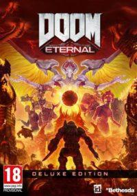 Elektronická licence PC hry DOOM Eternal (Deluxe Edition) Bethesda