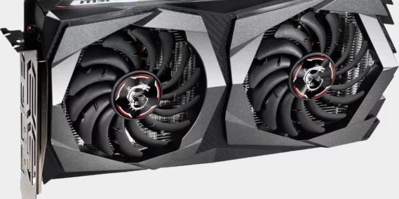 Nvidia's GTX 1650