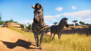 Elektronická licence PC hry Planet Zoo Steam