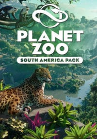 Hra na PC Planet Zoo: South America Pack
