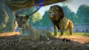 Digitální licence hry Planet Zoo (Steam)