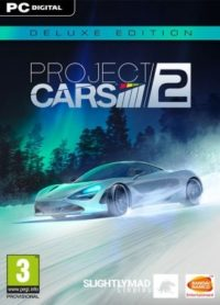 Project CARS 2 Deluxe edice