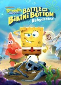Hra na PC SpongeBob SquarePants: Battle for Bikini Bottom Rehydrated