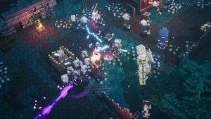 Elektronická licence PC hry Minecraft Dungeons: Hero Edition - Windows 10