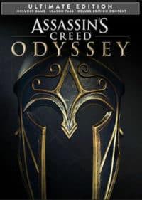 Digitální licence PC hry Assassins Creed Odyssey (Ultimate Edition) (Uplay)